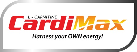 Cardimax Logo - Harness your OWN energy